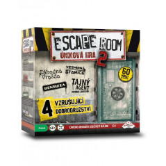 ESCAPE ROOM 2.: úniková hra...