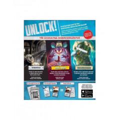 Unlock! Úniková dobrodružství