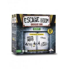 ESCAPE ROOM: úniková hra -...