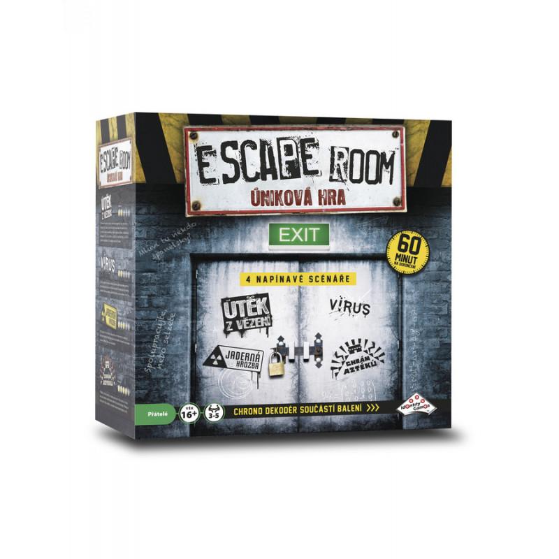 Escape Room 1. díl - Úniková hra
