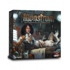 Monstrum: Frankensteinovi...
