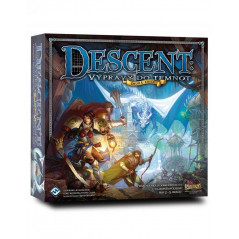 Descent: Výpravy do temnot...