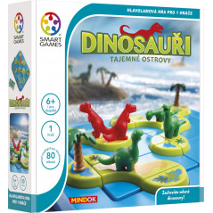 SMART - Dinosauři Tajemné...