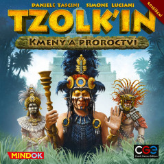 Tzolk´in: Kmeny a proroctví