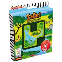 Safari - schovej a najdi