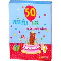 50 veselých her na dětskou...