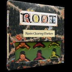 ROOT - Resinové značky mýtin