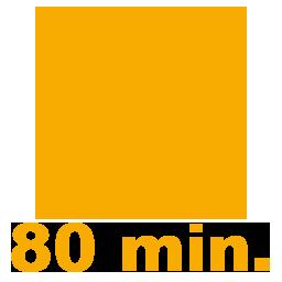 80min