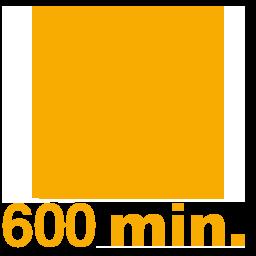 600min