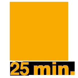 25min
